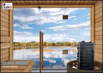 Glass Front Sauna (2.37mB)