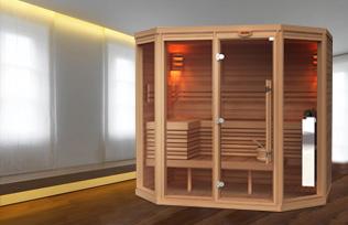 Kustomoidut saunat